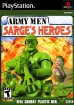Army Men - Sarge's Heroes (Playstation (PSF))
