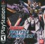 Gundam - Battle Assault (Playstation (PSF))