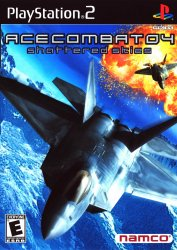 Ace Combat 4 - Shattered Skies (Playstation 2 (PSF2))