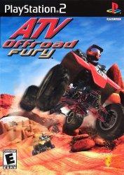 ATV Offroad Fury (Playstation 2 (PSF2))
