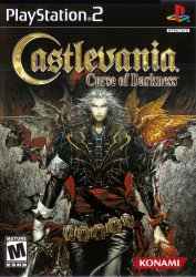 Castlevania - Curse of Darkness (Playstation 2 (PSF2))