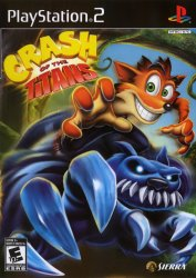 Crash of the Titans (Playstation 2 (PSF2))