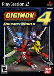 Digimon World 4 (Playstation 2 (PSF2))
