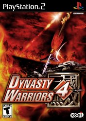 Dynasty Warriors 4 (Playstation 2 (PSF2))