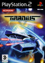 Gradius V (Playstation 2 (PSF2))