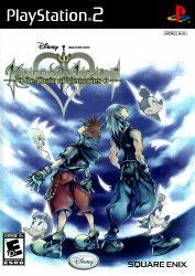 Kingdom Hearts Re - Chain of Memories (Playstation 2 (PSF2))
