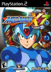 Mega Man X7 (Playstation 2 (PSF2))