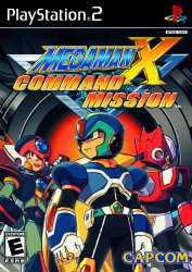Mega Man X - Command Mission (Playstation 2 (PSF2))