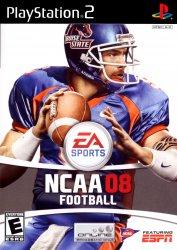 NCAA Football 08 (Playstation 2 (PSF2))