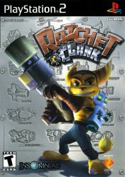 Ratchet & Clank (Playstation 2 (PSF2))