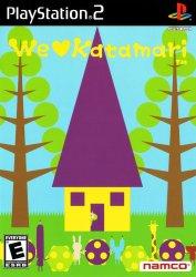 We Love Katamari (Playstation 2 (PSF2))