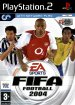 FIFA Soccer 2004 (Playstation 2 (PSF2))