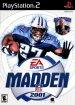 Madden NFL 2001 (Playstation 2 (PSF2))