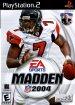 Madden NFL 2004 (Playstation 2 (PSF2))