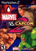 Marvel vs. Capcom 2 (Playstation 2 (PSF2))