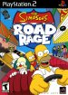 Simpsons, The - Road Rage (Playstation 2 (PSF2))