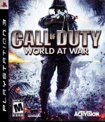 Call of Duty - World at War (Playstation 3 (PSF3))