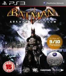 Batman - Arkham Asylum (Playstation 3 (PSF3))