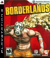 Borderlands (Playstation 3 (PSF3))