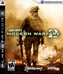 Call of Duty - Modern Warfare 2 (Playstation 3 (PSF3))