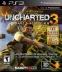 Uncharted 3 - Drake's Deception (Playstation 3 (PSF3))