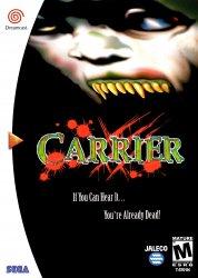 Carrier (Sega Dreamcast (DSF))
