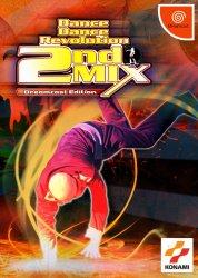 Dance Dance Revolution 2ndMIX Dreamcast Edition (Sega Dreamcast (DSF))