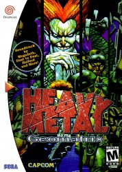 Heavy Metal - Geomatrix (Sega Dreamcast (DSF))