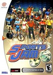 Sports Jam (Sega Dreamcast (DSF))