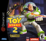 Toy Story 2 - Buzz Lightyear to the Rescue! (Sega Dreamcast (DSF))