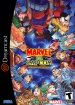 Marvel vs. Capcom - Clash of Super Heroes (Sega Dreamcast (DSF))