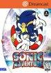 Sonic Adventure (Sega Dreamcast (DSF))