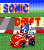 Sonic Drift (Sega Game Gear (SGC))