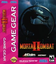 Mortal Kombat II (Sega Game Gear (SGC))