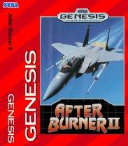 After Burner II (Sega Mega Drive / Genesis (VGM))