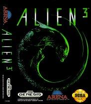 Alien 3 (Sega Mega Drive / Genesis (VGM))