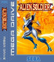 Alien Soldier (Sega Mega Drive / Genesis (VGM))