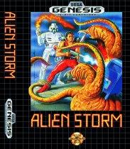 Alien Storm (Sega Mega Drive / Genesis (VGM))