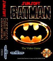 Batman (Sega Mega Drive / Genesis (VGM))