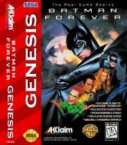 Batman Forever (Sega Mega Drive / Genesis (VGM))