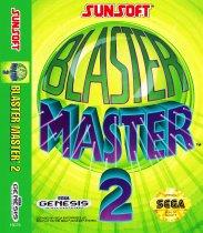 Blaster Master 2 (Sega Mega Drive / Genesis (VGM))