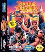 Double Dragon III - The Arcade Game (Sega Mega Drive / Genesis (VGM))