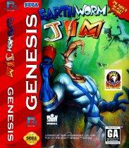 Earthworm Jim (Sega Mega Drive / Genesis (VGM))