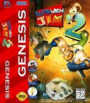 Earthworm Jim 2 (Sega Mega Drive / Genesis (VGM))