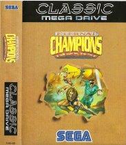 Eternal Champions (Sega Mega Drive / Genesis (VGM))