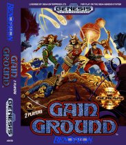 Gain Ground (Sega Mega Drive / Genesis (VGM))