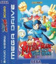Mega Man - The Wily Wars (Sega Mega Drive / Genesis (VGM))