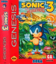 Sonic the Hedgehog 3 (Sega Mega Drive / Genesis (VGM))