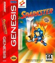 Sparkster (Sega Mega Drive / Genesis (VGM))