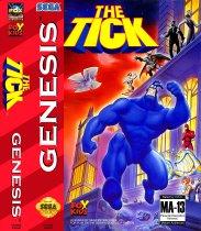 Tick, The (Sega Mega Drive / Genesis (VGM))